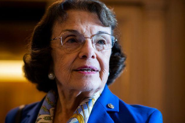 California Sen. Dianne Feinstein has reportedly shown signs of short-term memory loss that could affect whether she finishes out her term. (Photo: Tom Williams via Getty Images)