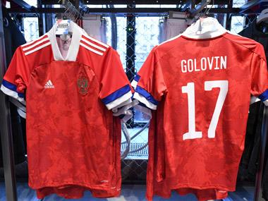 Euro 2020 Qualifiers: Russia set to wear old kits against Belgium, San Marino after Adidas invert flag colours on new jerseys