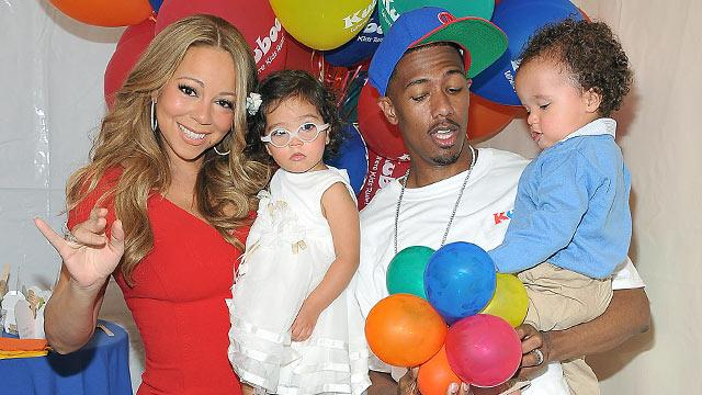 Nick Says Mariah Is a 'Diva' at Home