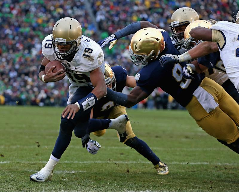 Notre Dame and Navy to play in Dublin in 2020 7dba6c2dd