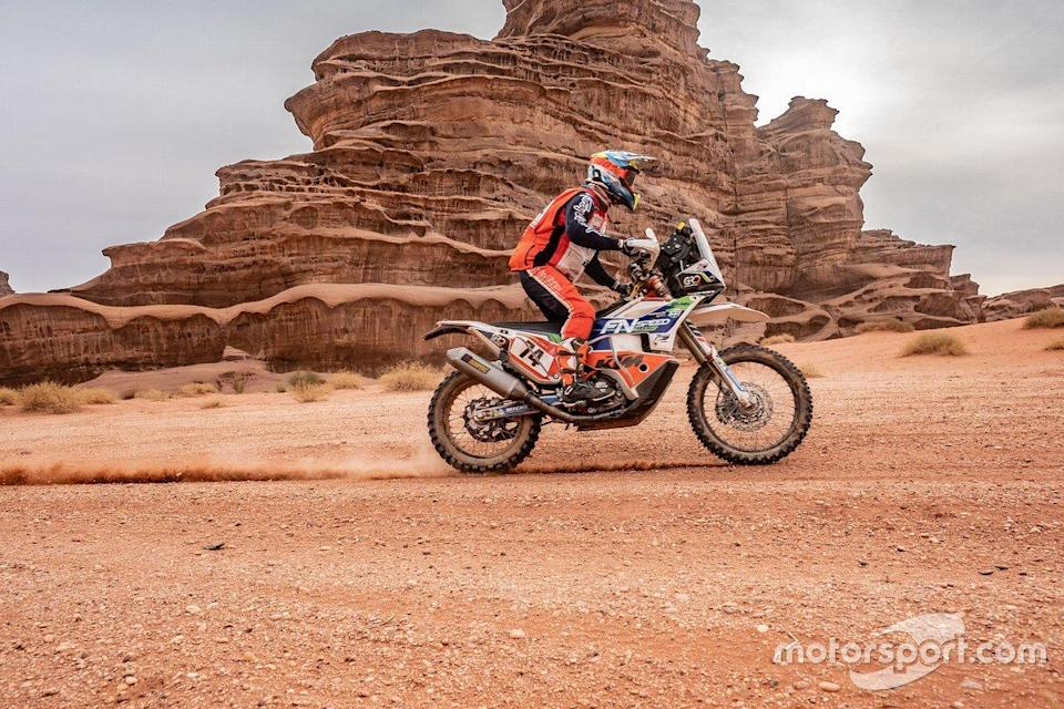 "#74 FN Speed - KTM Team: Jaume Betriu <span class=""copyright"">Unlimited Media </span>"