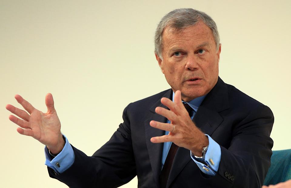 File photo dated 21/11/2016 of Sir Martin Sorrell whose ad agency S4Capital issued another profit upgrade as the company revealed it continues to benefit from the global recovery. Bosses at the company set up by the advertising guru in 2018 said business in the past few months has been particularly strong as countries start to ease Covid-19 restrictions and companies increase marketing spends further. Issue date: Monday July 19, 2021.