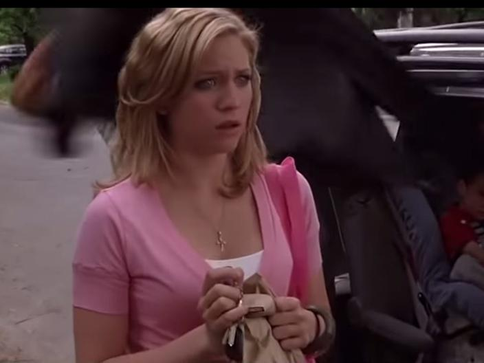 the pacifier brittany snow