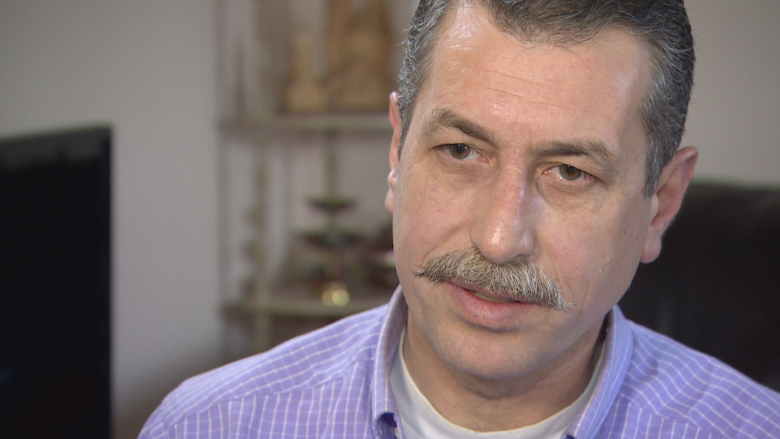 Syrian refugees in Edmonton feel helpless as war escalates