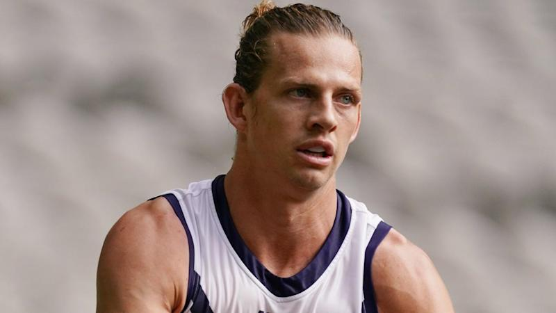 Dockers' Nat Fyfe says he would be happy if his team temporarily relocated to the Gold Coast