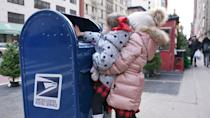 """<p>This is a documentary about the USPS's Operation Santa project, which gathers kids' letters to Santa to send replies and as many gifts as possible to kids in need. In a year when the <a href=""""https://www.elle.com/culture/career-politics/a33608927/how-to-help-the-usps-trump-attack-on-postal-service-explained/"""" rel=""""nofollow noopener"""" target=""""_blank"""" data-ylk=""""slk:USPS is under threat"""" class=""""link rapid-noclick-resp"""">USPS is under threat</a>, this film will tug on your holiday heartstrings extra hard. </p>"""