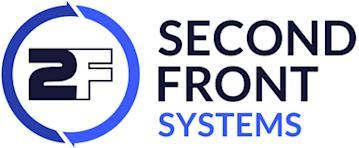Second Front Systems is a software company that equips defense and national security professionals for long-term, continuous competition for access to emerging technologies. (PRNewsfoto/Second Front Systems)