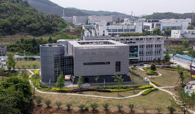 The Wuhan Institute of Virology has been at the centre of a coronavirus conspiracy theory. Photo: AFP