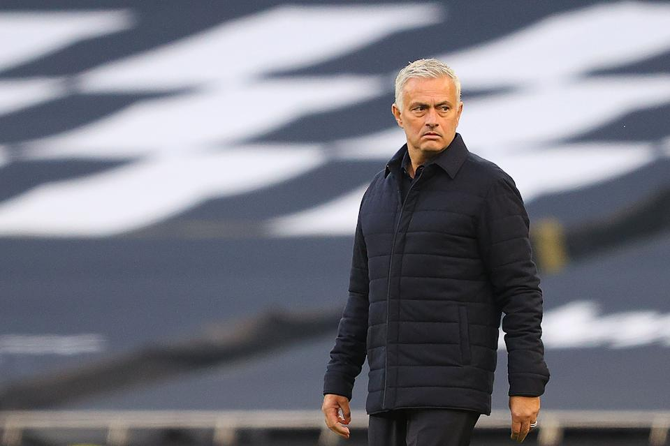 Tottenham Hotspur has slowly been declining domestically since 2017. Is Jose Mourinho the right man to reverse that trend?  (Photo by RICHARD HEATHCOTE/POOL/AFP via Getty Images)