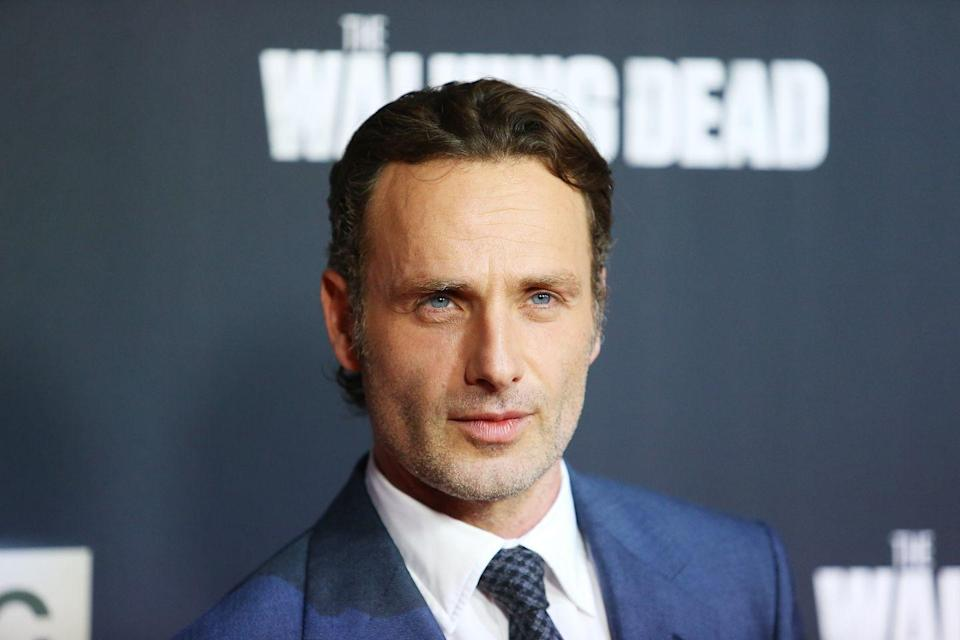 """<p><em>The Walking Dead </em>star first entered our lives as Mark in <em>Love Actually</em> and we've never gotten over it—but Lincoln has different feelings about the part. """"In one of the most romantic movies of all time, I got to play the only guy who doesn't get the girl. The story is set up like a prism looking at all the different qualities of love. Mine was unrequited. So I got to be this weird stalker guy,"""" he told <a href=""""https://ew.com/movies/2017/04/03/andrew-lincoln-love-actually-character-stalker/"""" rel=""""nofollow noopener"""" target=""""_blank"""" data-ylk=""""slk:Entertainment Weekly"""" class=""""link rapid-noclick-resp""""><em>Entertainment Weekly</em></a>. </p>"""