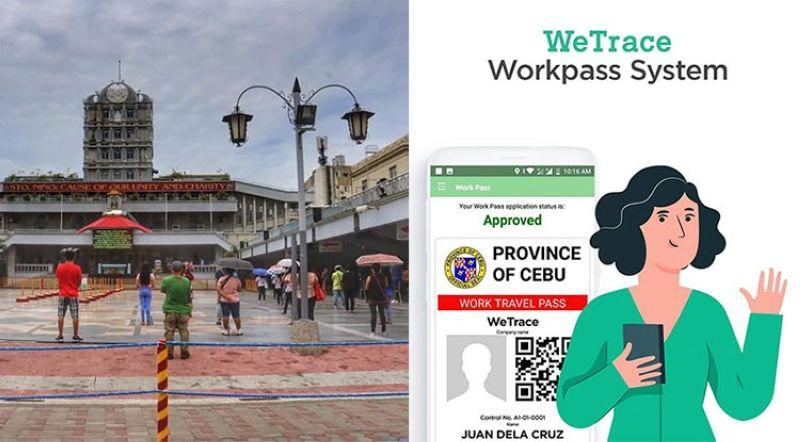 EXPLAINER: 2 major changes in CQ rules: more church-goers allowed in Cebu City; Capitol uses WeTrace app to monitor commuters.