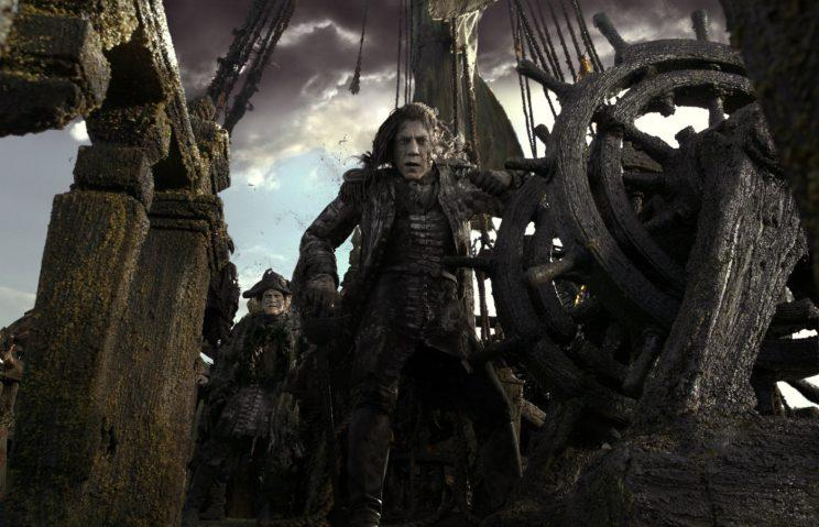 Mixed bag... POTC5 is not getting all that much love from the critics - Credit: Disney