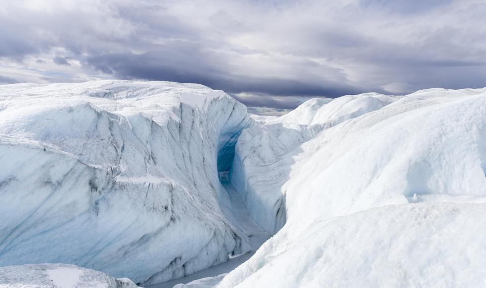 greenland ice sheet (Martin Zwick/REDA&CO/Universal Images Group. Getty Images)
