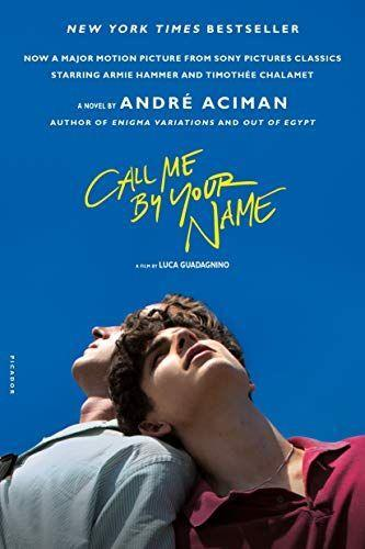 """<p><strong>Andre Aciman</strong></p><p>amazon.com</p><p><strong>$7.80</strong></p><p><a href=""""https://www.amazon.com/dp/1250169445?tag=syn-yahoo-20&ascsubtag=%5Bartid%7C10063.g.35428742%5Bsrc%7Cyahoo-us"""" rel=""""nofollow noopener"""" target=""""_blank"""" data-ylk=""""slk:Shop Now"""" class=""""link rapid-noclick-resp"""">Shop Now</a></p><p>You may have already seen the film starring Timothee Chalamet, but this steamy love story between two young men in the Italian Riviera is worth a read either way. Pro tip: Grab a juicy peach before you crack the spine. Just trust us. </p>"""