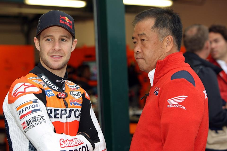 When a Superbike legend proved his worth in MotoGP