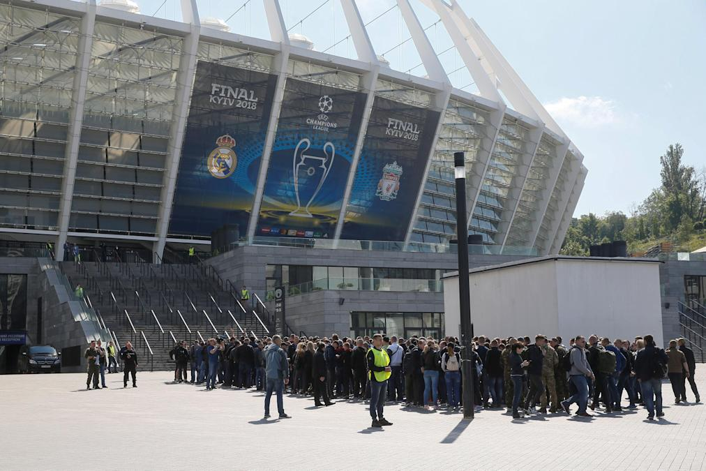 Ukraine police accuse 35 soccer clubs of match-fixing; Shakhtar Donetsk and Dynamo Kiev not involved