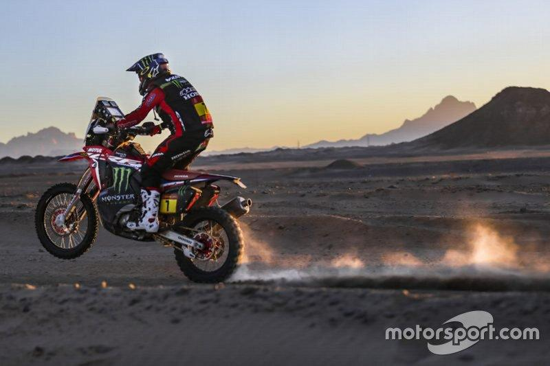 "#7 Monster Energy Honda Team: Kevin Benavides<span class=""copyright"">Monster Energy Honda Team</span>"