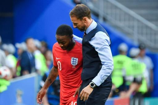 Raheem Sterling has not scored for England since 2015 -- long before Gareth Southgate took over as manager