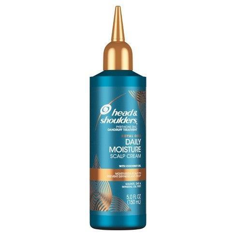 """<h2>Scalp Treatment<br></h2> <br><h2><h3>Head and Shoulders Royal Oils Daily Moisture Scalp Cream with Coconut Oil </h3></h2><br>When itchy scalp strikes, I condition my skin with this moisturizing treatment before heat-styling my hair. The fine nozzle tip lets me apply just enough product where my scalp needs a cooling and hydrating sensation. It isn't too thick, so you don't have to worry about having greasy roots after using it. <br><br><strong>Head & Shoulders</strong> Daily Moisture Scalp Cream with Coconut Oil, $, available at <a href=""""https://go.skimresources.com/?id=30283X879131&url=https%3A%2F%2Fwww.target.com%2Fp%2Fhead-and-shoulders-royal-oils-daily-moisture-scalp-cream-with-coconut-oil-5-0-fl-oz%2F-%2FA-75562751"""" rel=""""nofollow noopener"""" target=""""_blank"""" data-ylk=""""slk:Target"""" class=""""link rapid-noclick-resp"""">Target</a><br><br>"""