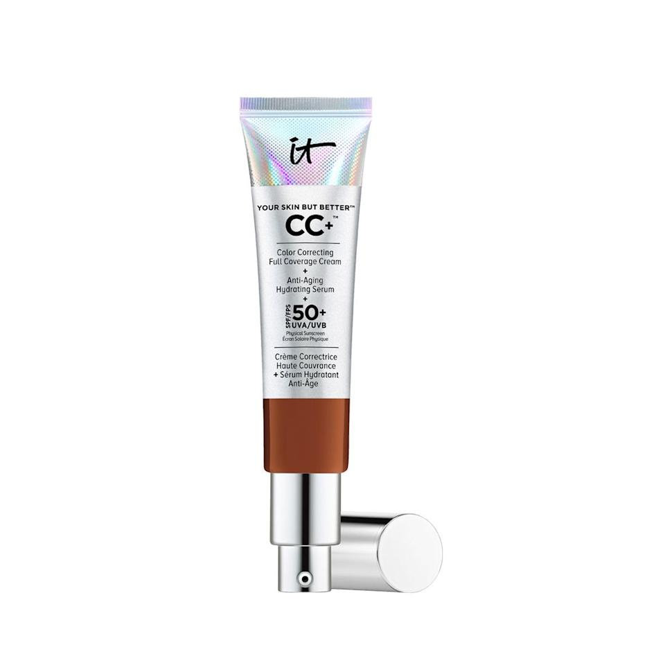 """""""This CC Cream is packed with lots of amazing benefits, including great buildable coverage that has replaced my need to wear foundation! I especially appreciate that this product has SPF 50+ so I know I am protected when I am out in the sun."""""""