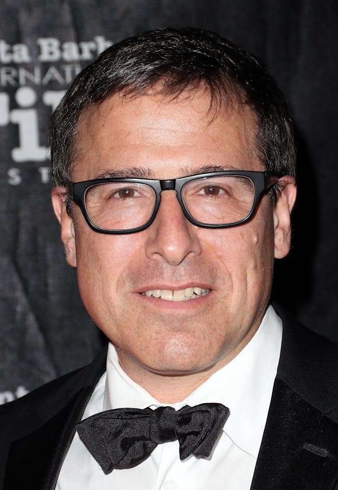 GOLETA, CA - DECEMBER 08: David O. Russell attends the SBIFF's 2012 Kirk Douglas Award for Excellence In Film during the Santa Monica Film Festival on December 8, 2012 in Goleta, California.  (Photo by Frederick M. Brown/Getty Images)