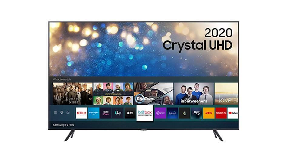 Samsung (2020) HDR 4K Ultra HD Smart TV, 43 inch
