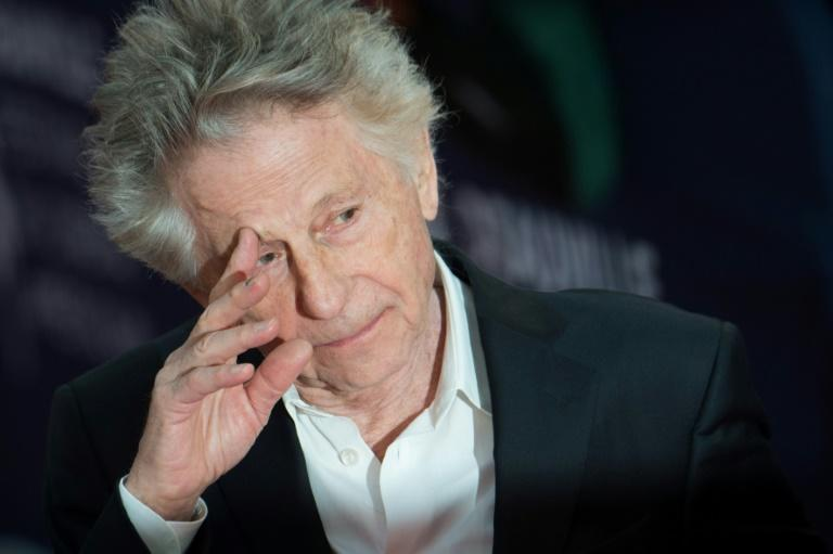 Roman Polanski stayed away from Venice, attending the Deauville festival in France on Saturday
