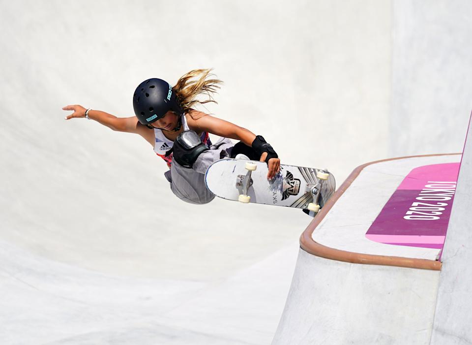 She is Great Britain's youngest ever Olympic medallist (Adam Davy/PA) (PA Wire)