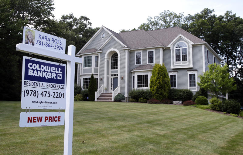 U.S. home prices spiked in July despite a slowdown in sales