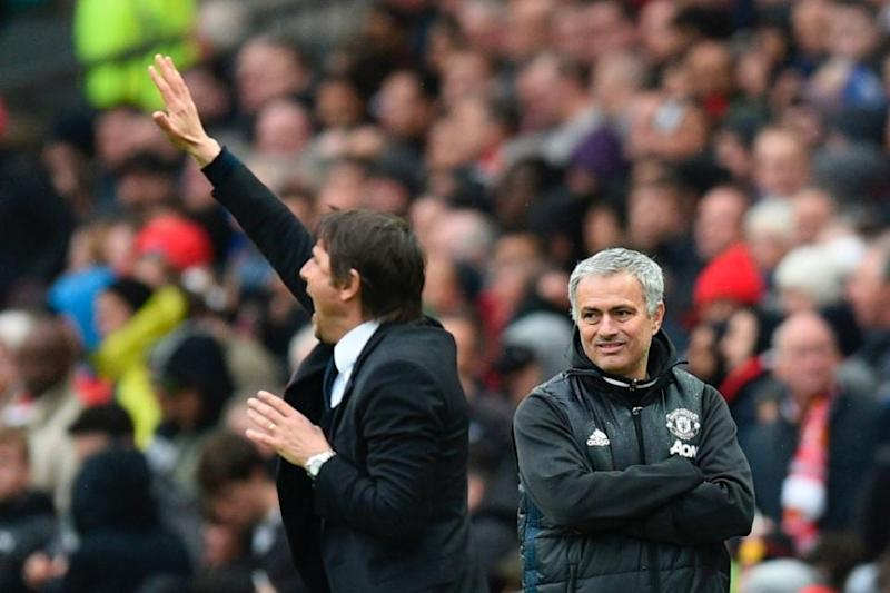 Antonio Conte: 'Chelsea have a tendency to chop and change managers'