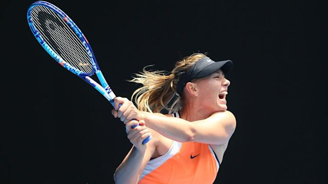As she nears a return to action on the WTA Tour, Maria Sharapova claims the harsh words of her fellow competitors are of no concern.