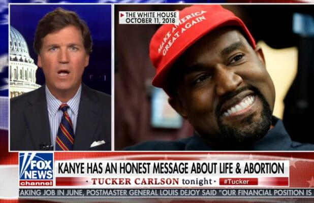 Tucker Carlson Says Kanye Is the Most Effective 'Core Conservative … in Generations' (Video)