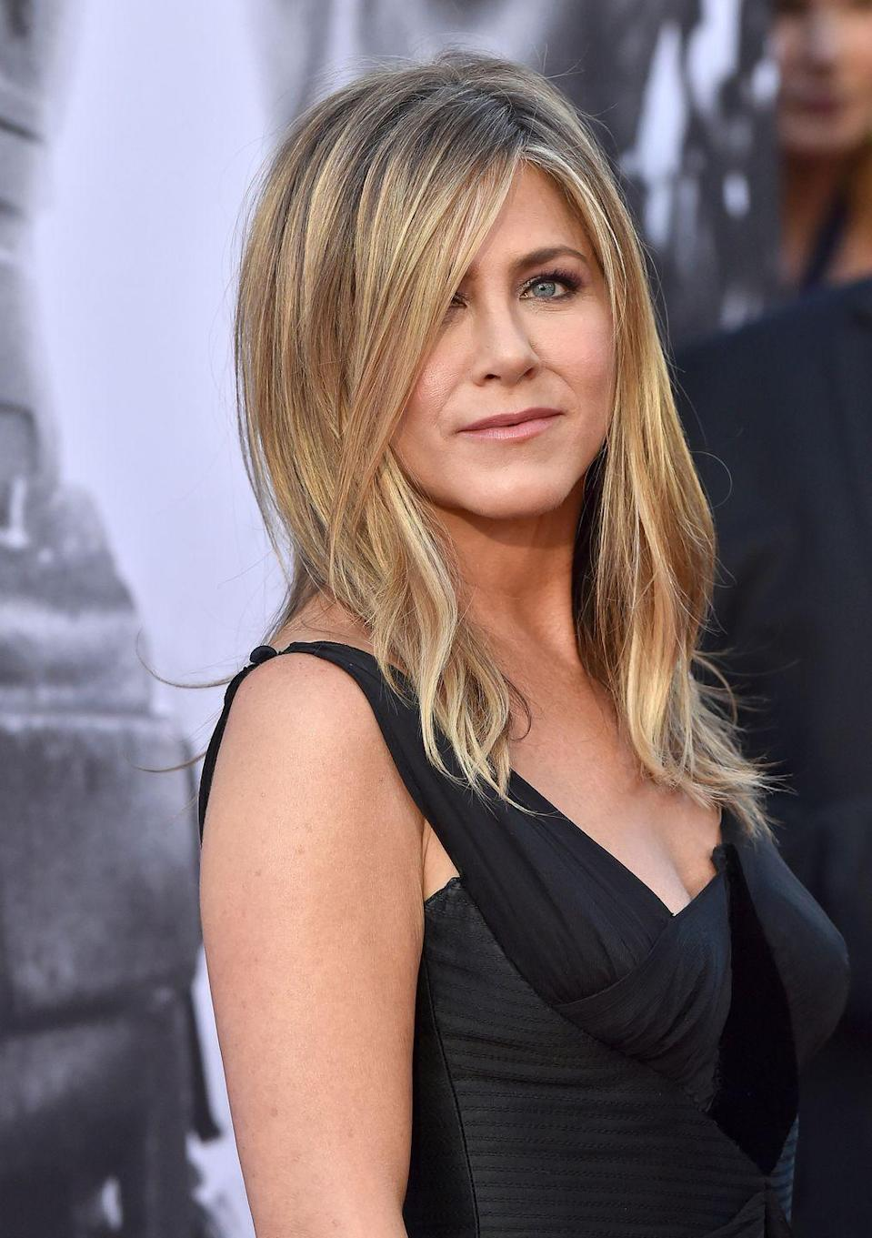 <p>Jen told <em>People</em> that she's big into taking a spin-yoga class several times a week, which is 25 to 30 minutes of spinning and then 30 to 40 minutes of yoga.</p>