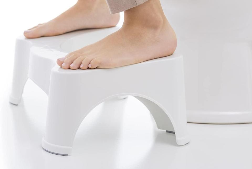 Prime Day 2021: Treat yourself to a better bathroom experience with Squatty Potty.