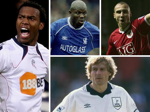 Daniel Sturridge, George Weah, Henrik Larsson and Jurgen Klinsmann all starred in the Premier League while on loan