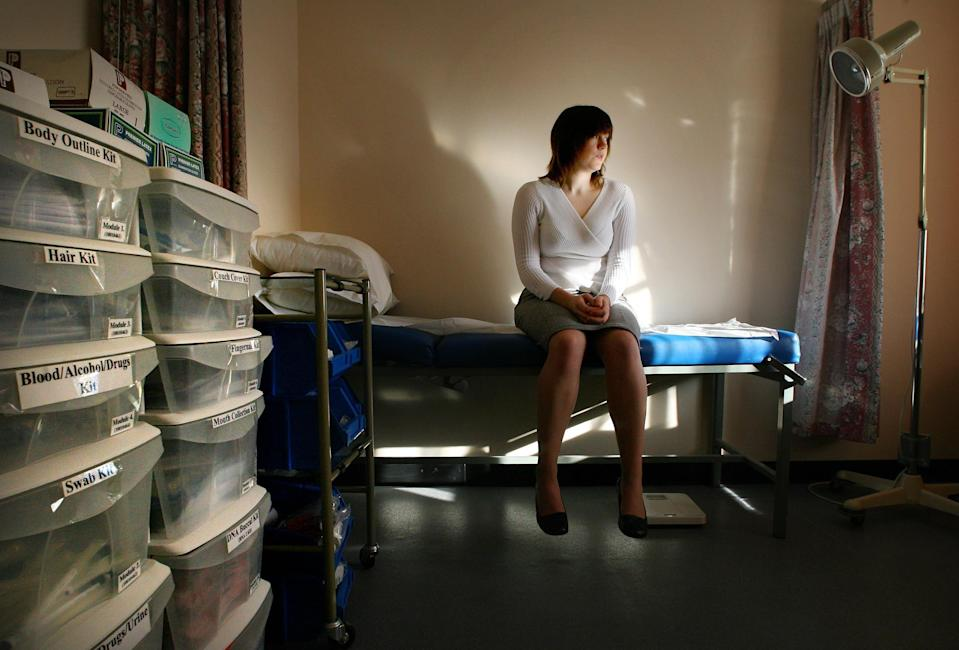 There are an estimated 128,000 victims of rape and attempted rape a year (Gareth Fuller/PA) (PA Archive)