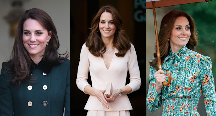 One of Kate Middleton's favorite jewelry brands is on sale at Nordstrom - but only until Sunday (Photos via Getty Images)
