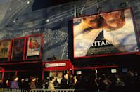 <p>Gaining over $1.84 billion in the global box office upon its initial release, James Cameron's <em>Titanic</em> was king of the world in 1997. </p>