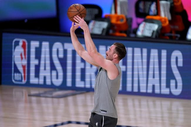 Hayward returns to Celtics for Game 3 of East finals
