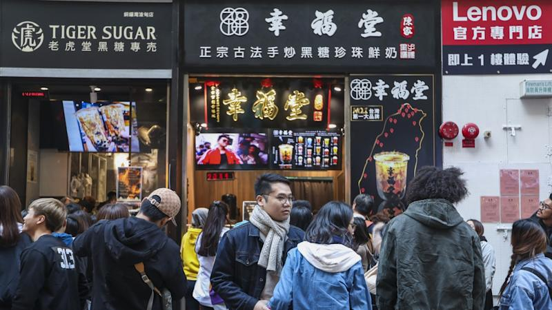 Hong Kong distributor of popular Taiwanese bubble tea brand Xing Fu Tang shocks customers by suddenly shutting store amid bitter court battle with founding firm