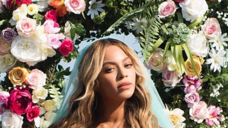 Beyoncé Posts First Photo Of Twins, Sir Carter And Rumi, To Instagram