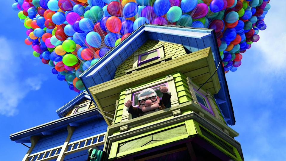 Pixar film 'Up' doesn't live up to its incredible opening (Pixar Animation)PixarPixar Animation