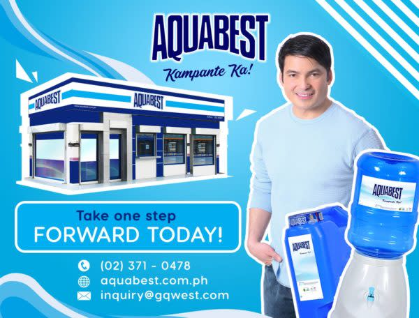 Food Franchise Business Philippines - Aquabest