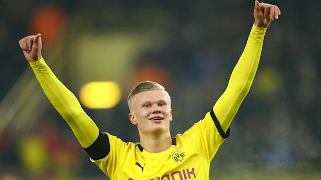 Borussia Dortmund's investment in Erling Haaland is paying off already after he made it five goals in two substitute appearances.