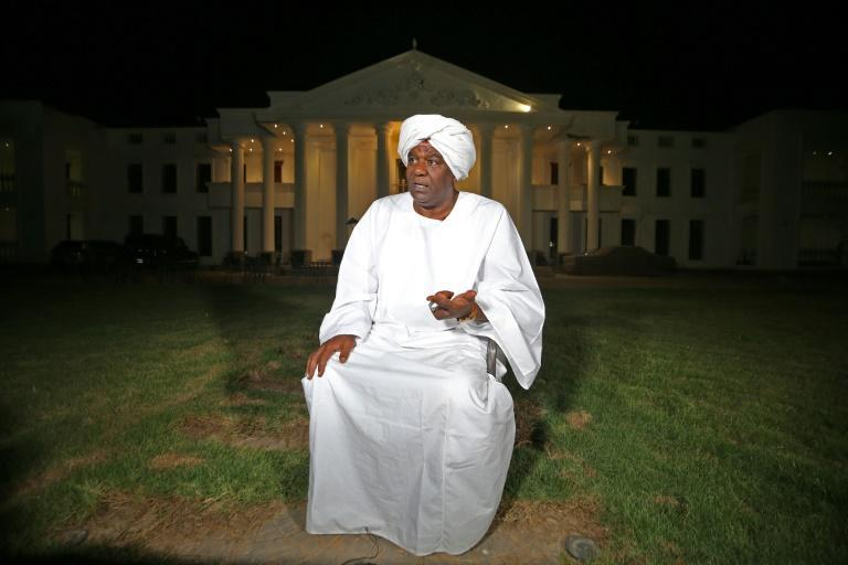 Sudanese businessman Abu al-Qassem Bartoum, speaking in front of his mansion with a facade like the White House, believes his country will be better served by having ties with Israel