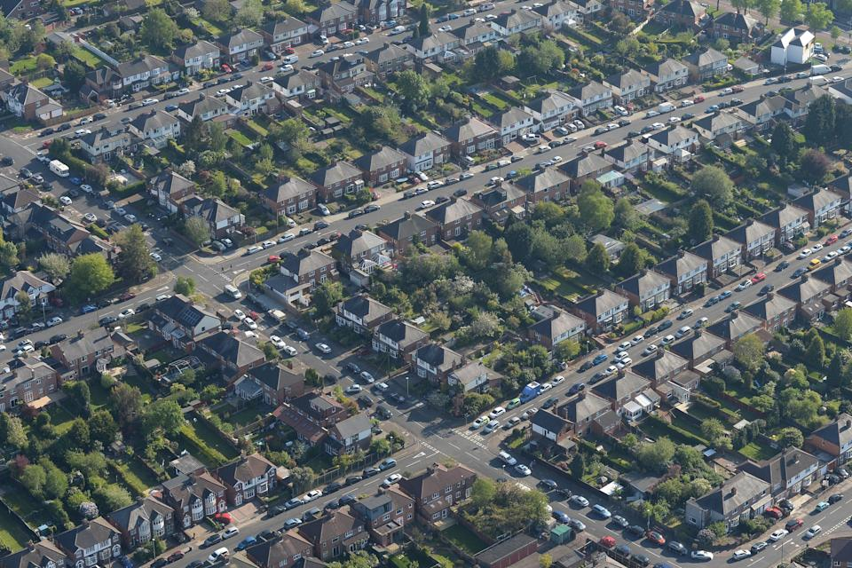 <p>Halifax said annual house price inflation was at its strongest level in nearly seven years</p> (PA Archive)