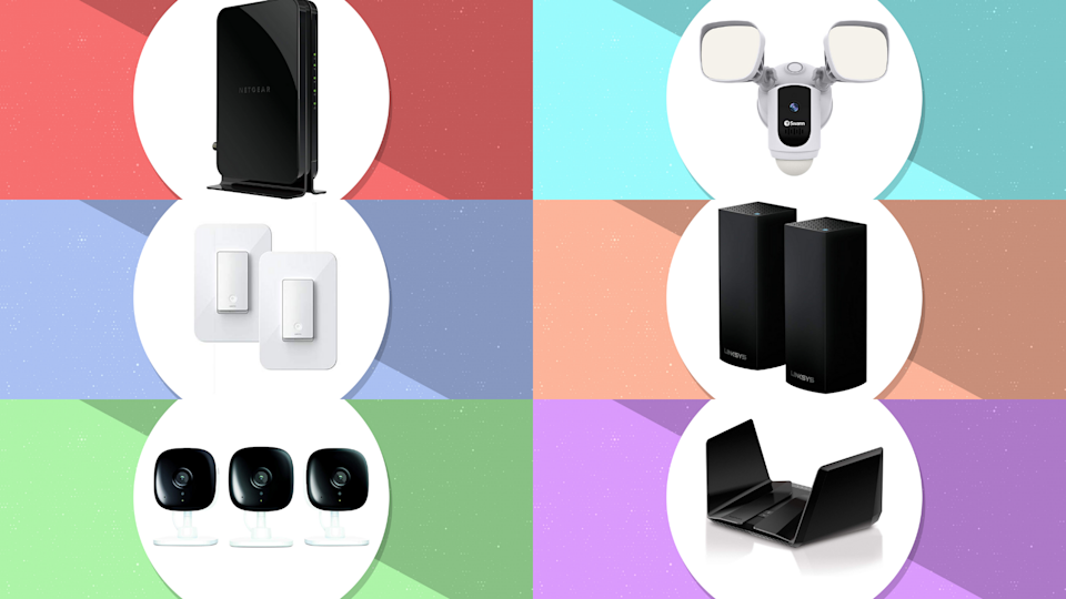 Save up to 52 percent on select smart home products. (Photo: Amazon)