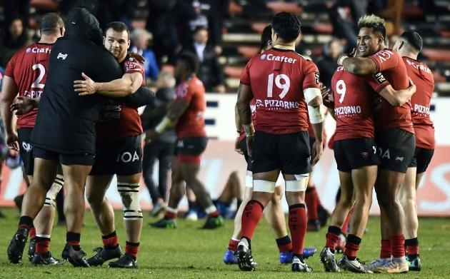 Rugby - Top 14 : Le Racing 92 et Toulon sanctionnés