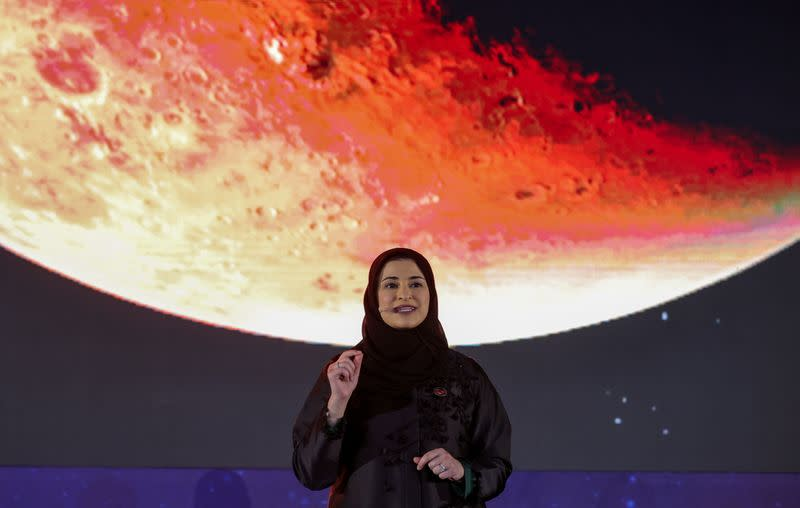 UAE's Hope Probe reaches Mars orbit