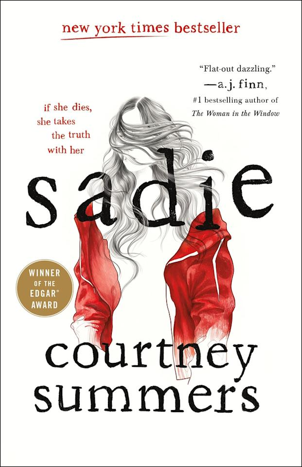 """<p>Life for Sadie only gets tougher when her <a href=""""https://www.scribd.com/audiobook/385410785/Sadie"""">younger sister Mattie is found dead</a> in their isolated small town. When radio personality West McCray gets wind of Sadie's search for her sister's killer, he becomes obsessed with finding her and starts his own podcast to trace Sadie's steps. The more McCray gets deeper into trying to figure out what happened, he realizes he must find Sadie before it's too late.</p>"""